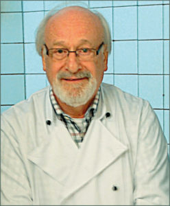 Uwe Blankenhageb bei Umland Eppendorf